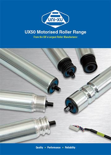 UX50 Motorised Roller Range Download